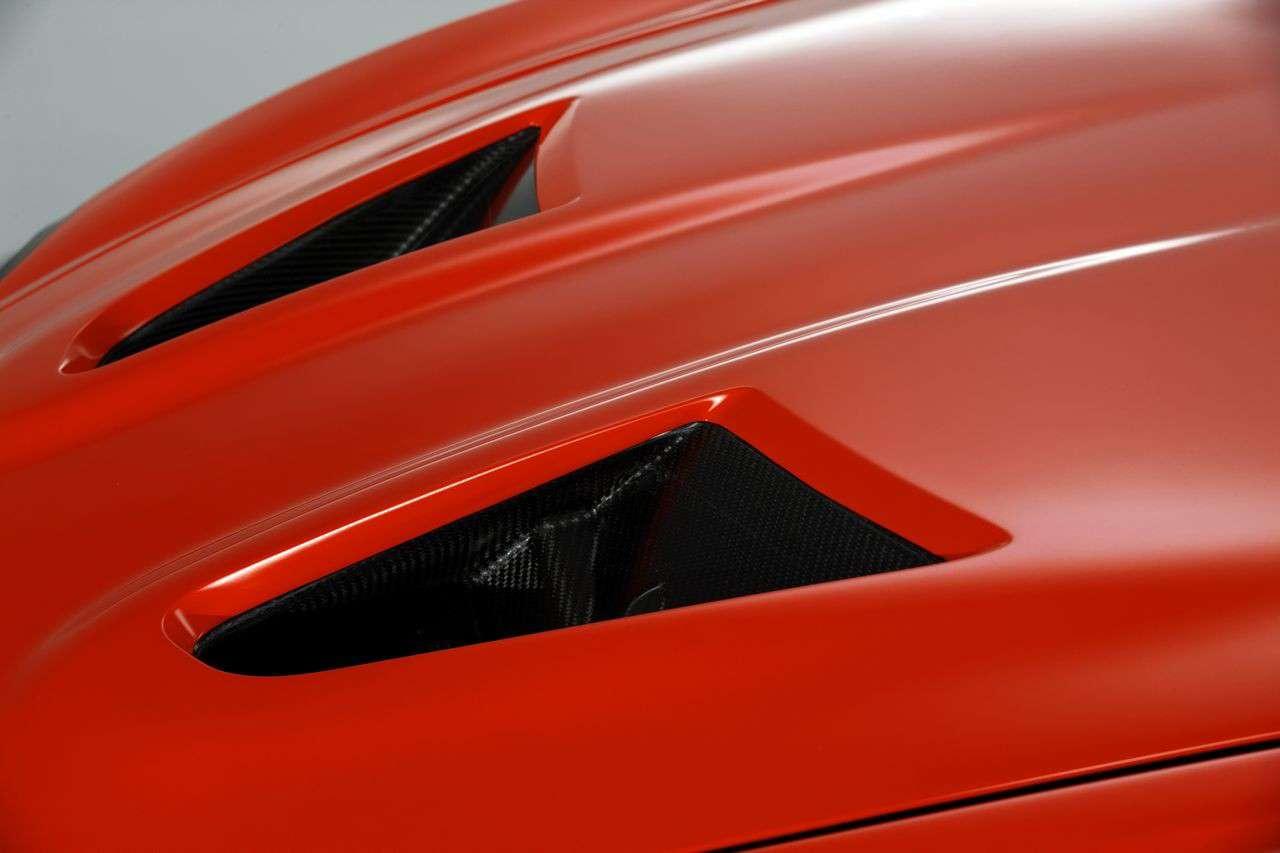 Aston Zagato Maj 2011