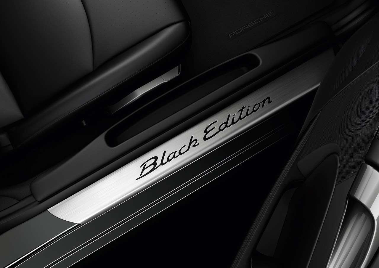 Porsche Cayman S Black Edition maj 2011