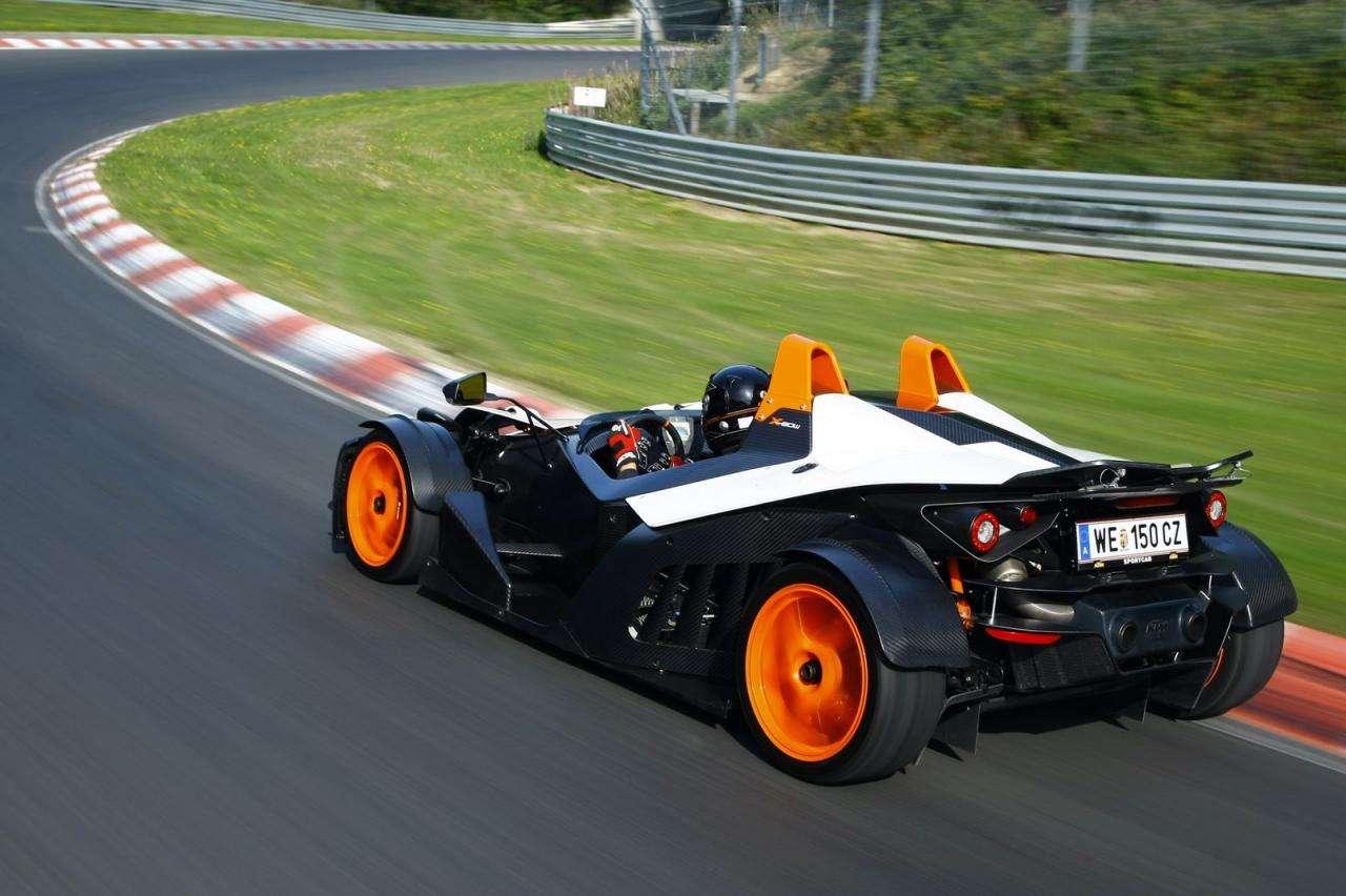 KTM X-BOW R fot maj 2011