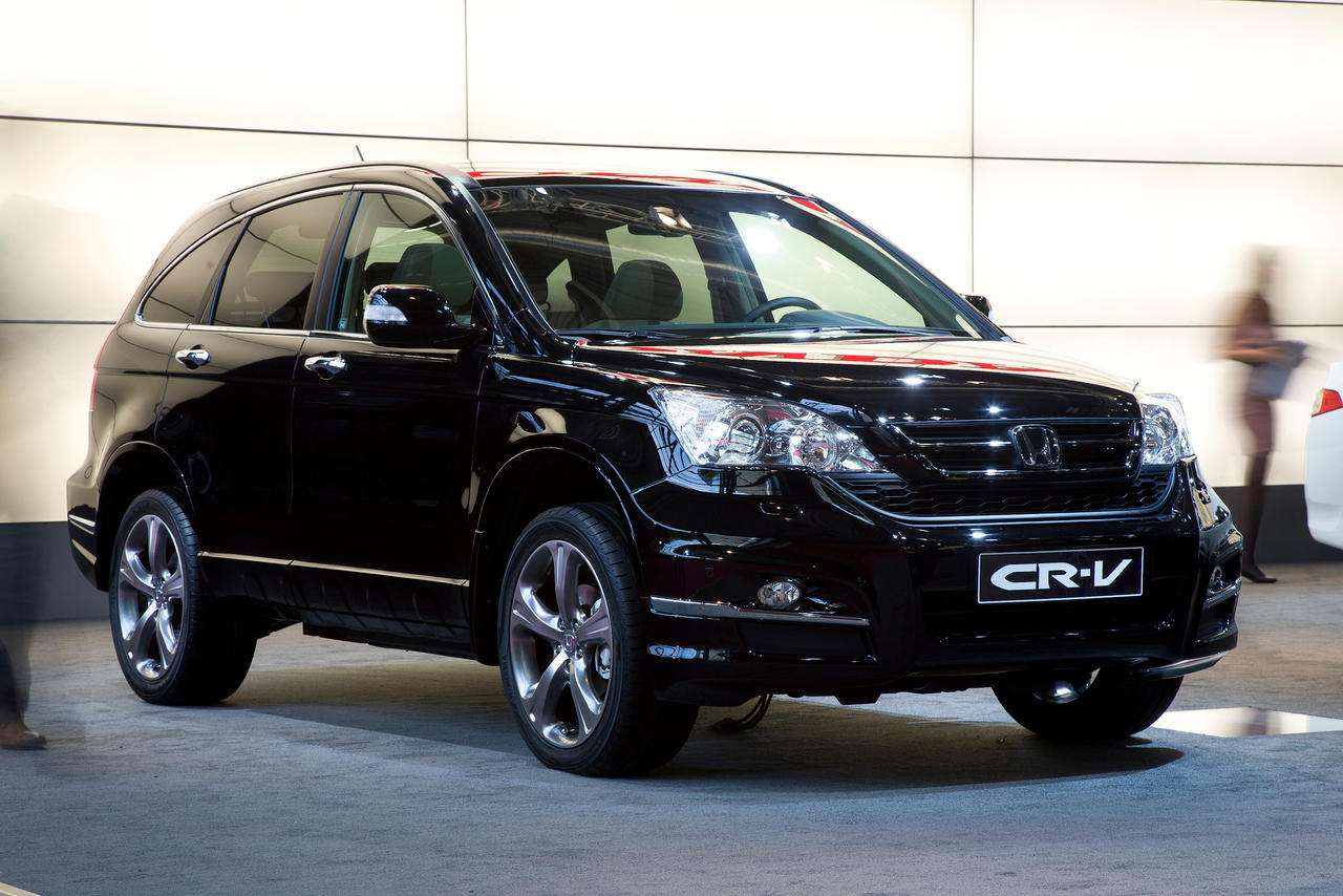 Nowa CR-V maj 2011