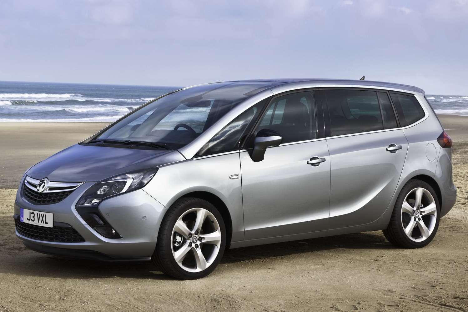 2012 Opel Zafira 7 osobowa maj 2011