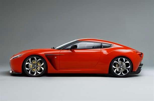 Aston Martin Zagato pierwsze Maj 2011