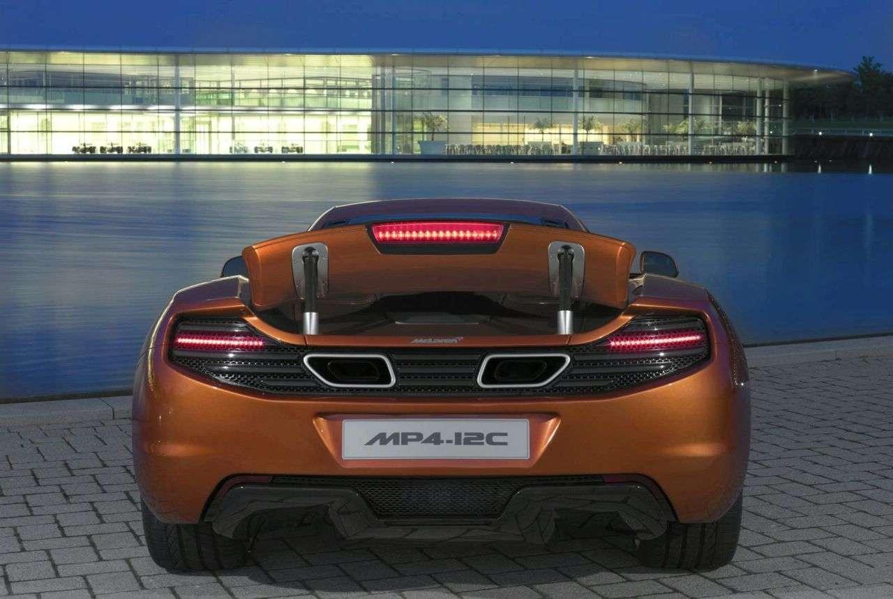 McLaren MP4 12C Galeria