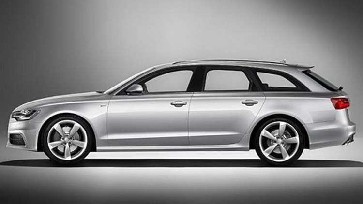 Audi A6 Avant 3 zdjecia oficjalne maj 2011