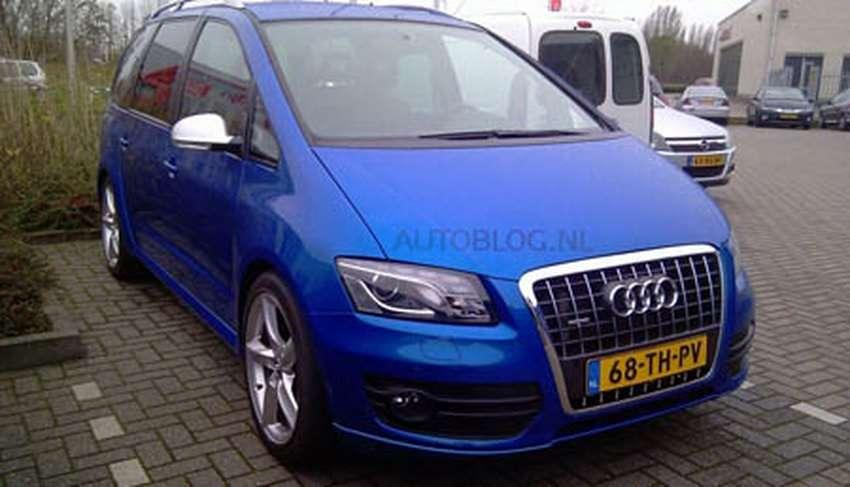 Audi SEAT ALHAMBARA