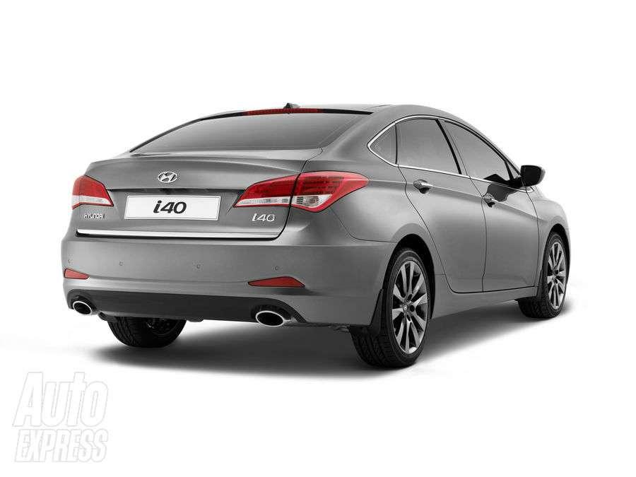 Hyundai i40 Barcelona maj 2011