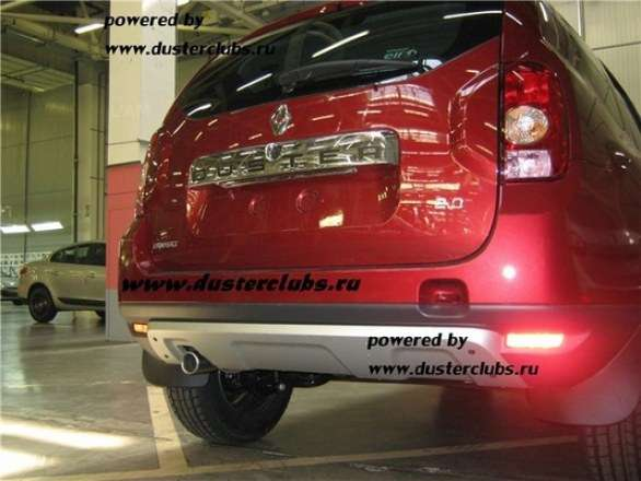 Dacia Duster lifting przylapana maj 2011