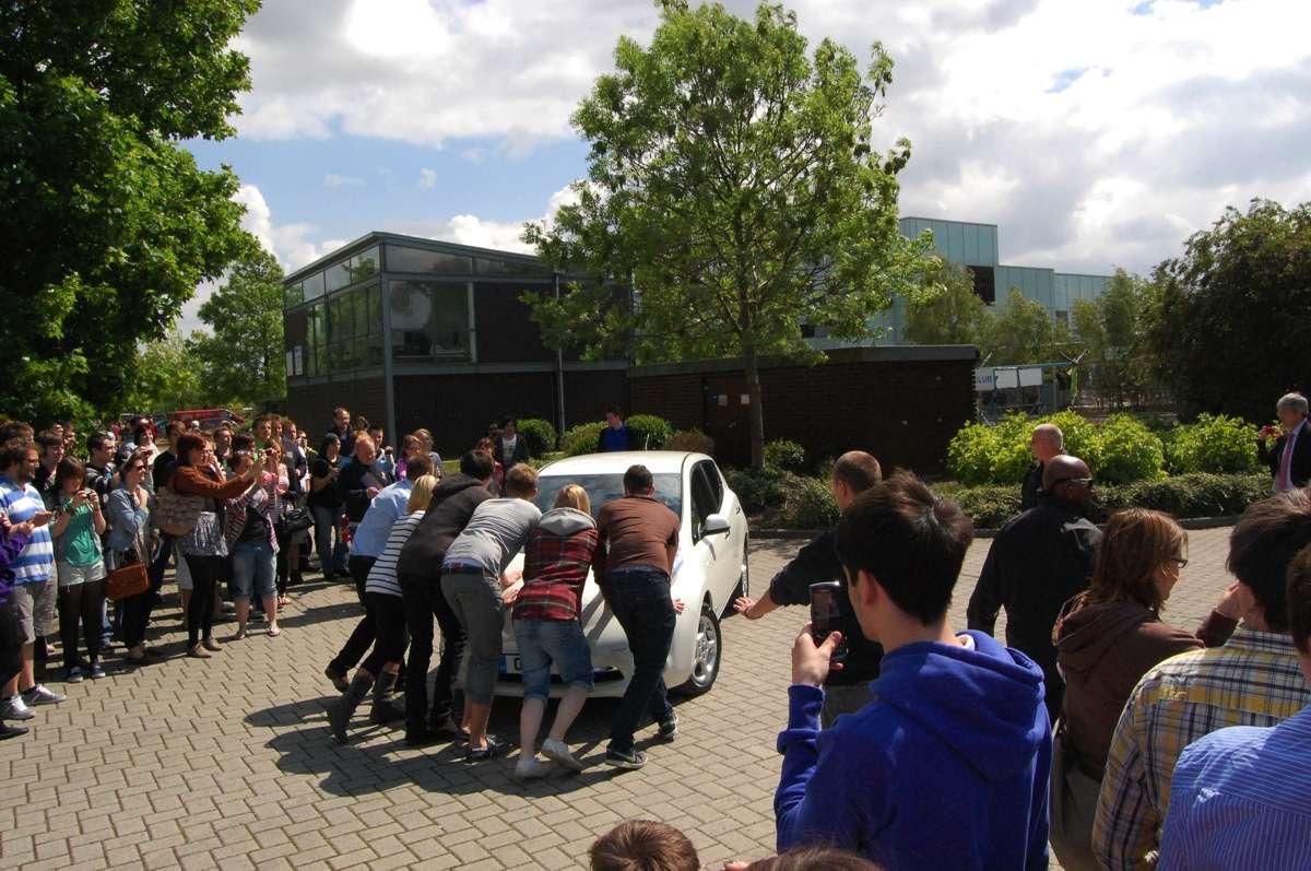 Top Gear przylapany Maj 2011