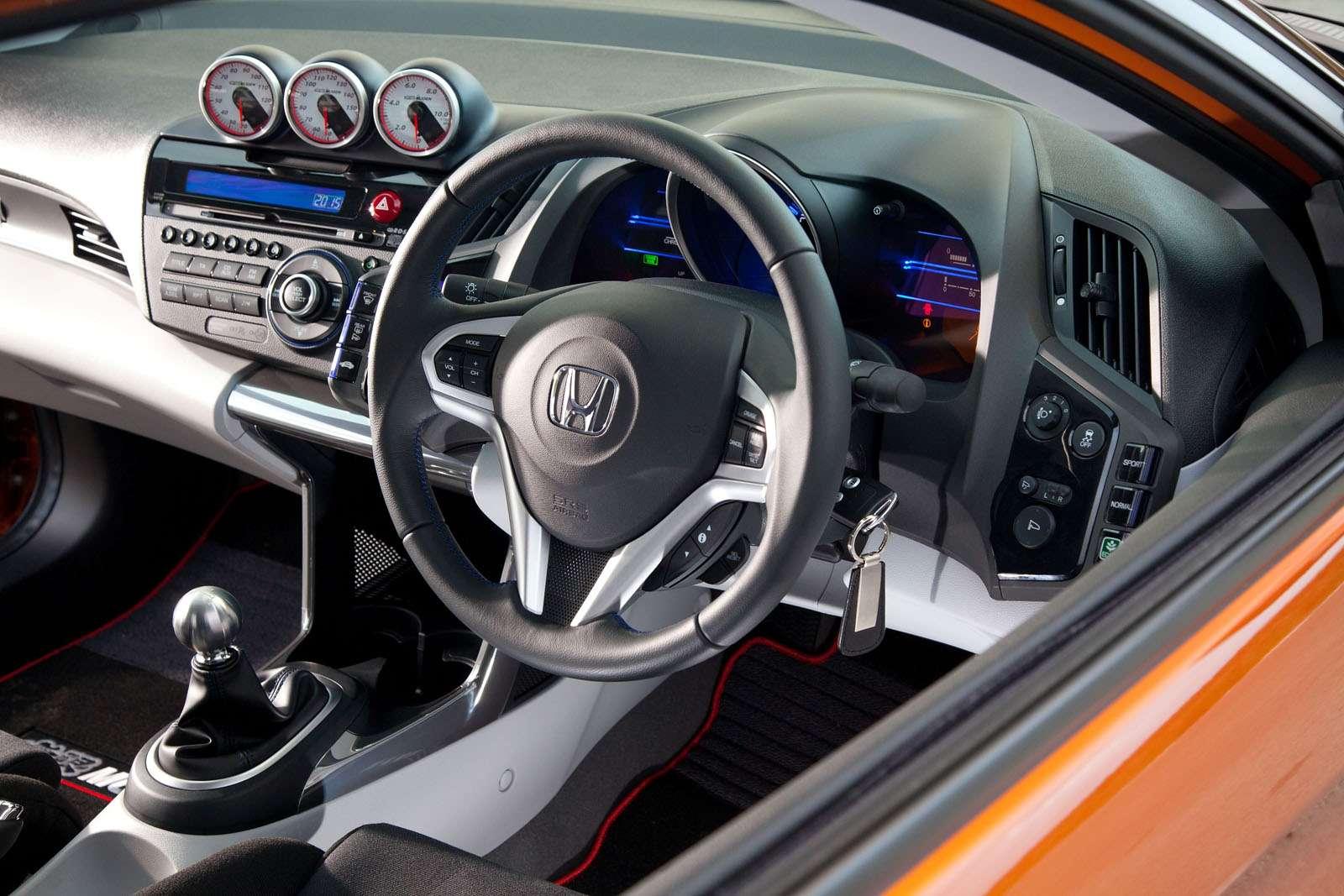 Honda CR-Z Mugen pierwsze fot maj 2011