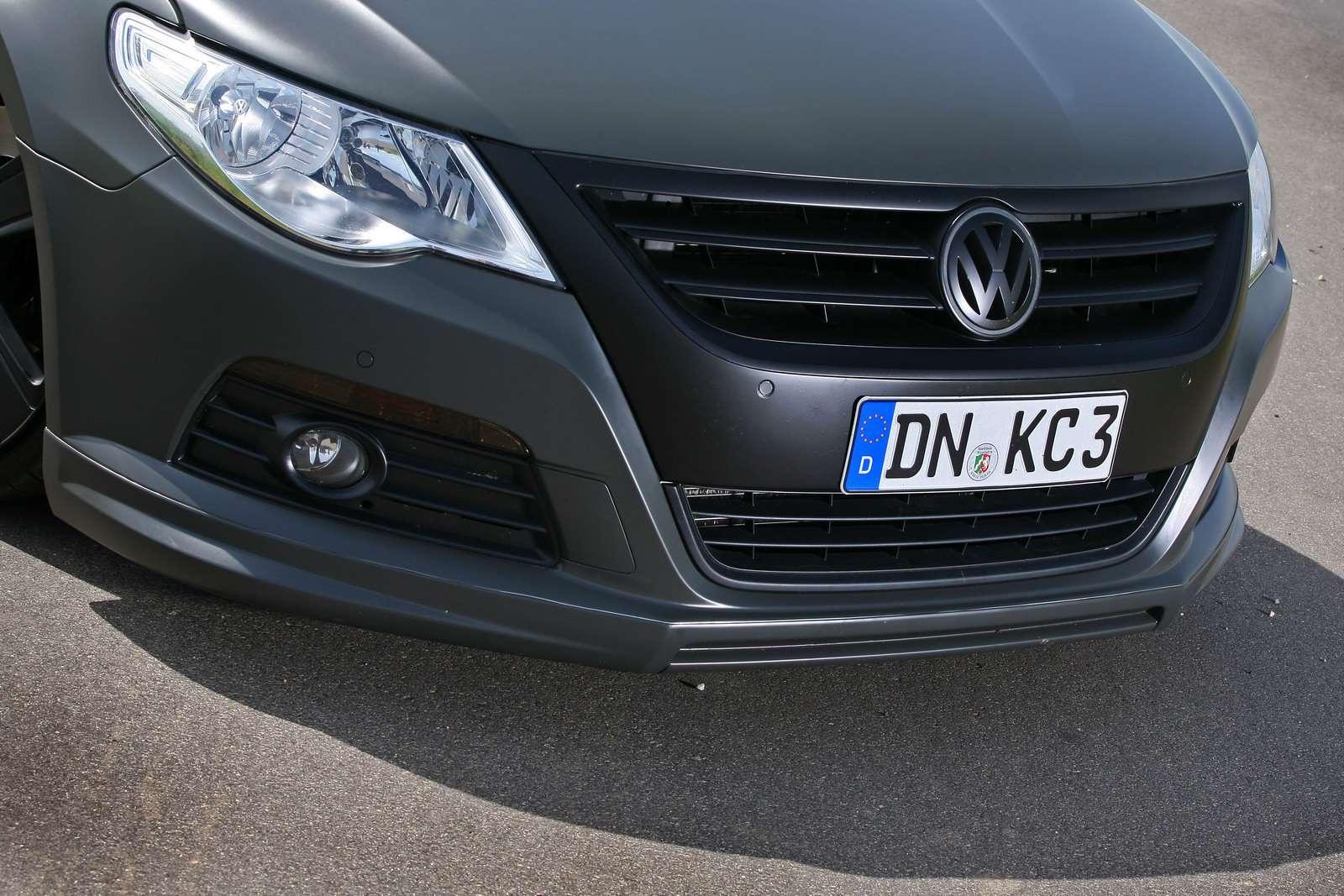 Volkswagen Passat CC od KBR Motorsport maj 2011