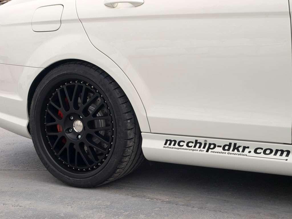 Mercedes-Benz C63 AMG mcchip-dkr maj 2011