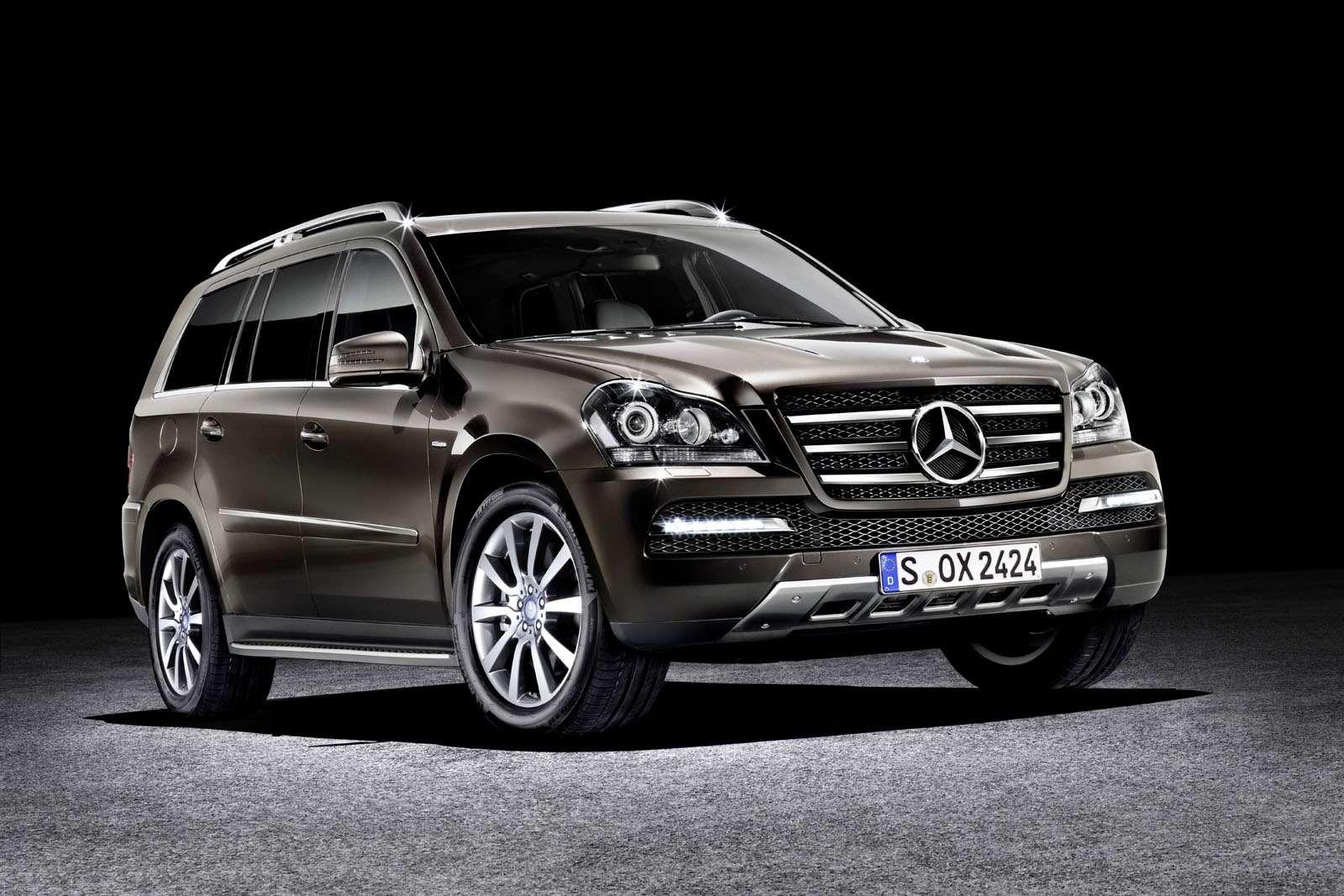 Nowy Mercedes-Benz Klasy GL Grand Edition
