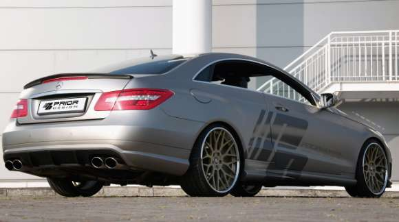 pior design mercedes e coupe 01 glo