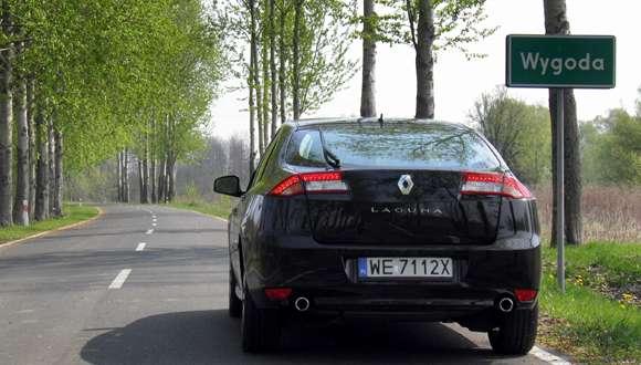 Test Renault Laguny 2.0 dCi aut. Initiale