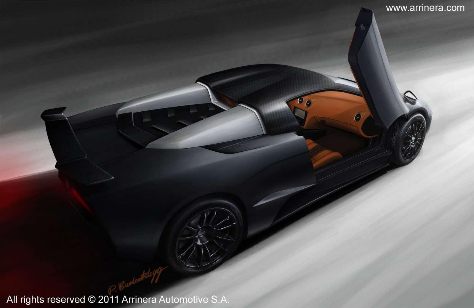 Arrinera Automotive fot producenta maj 2011