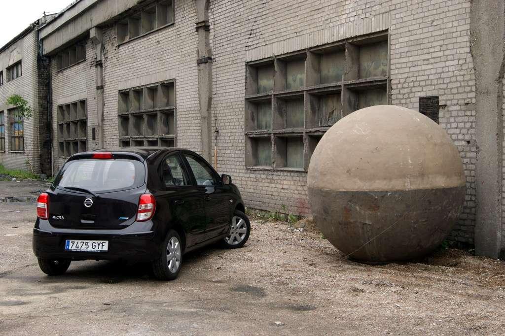 Nissan Micra automat test czerwiec 2011