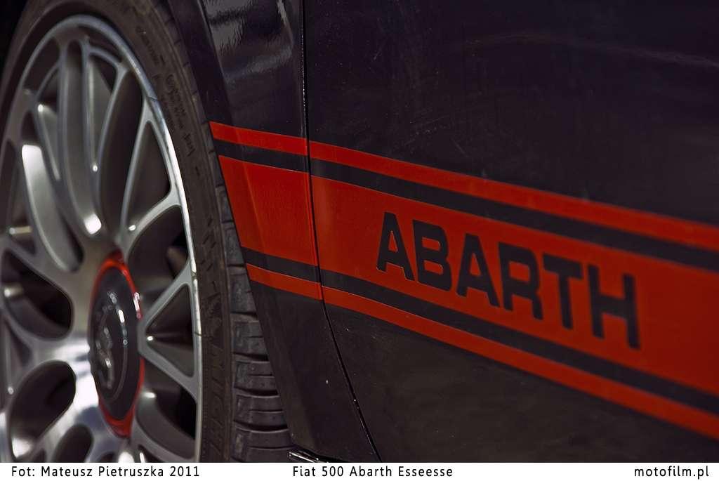 Abarth 500 esseesse test