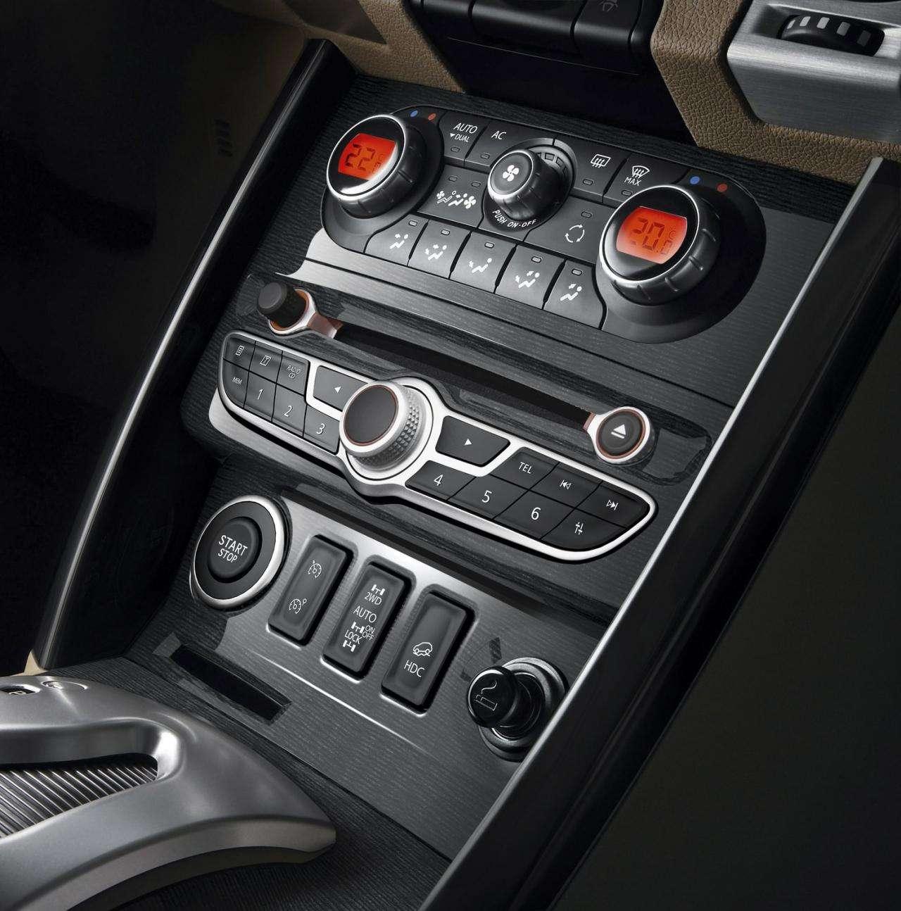 Nowe Renault Koleos zdjecia czerwiec 2011
