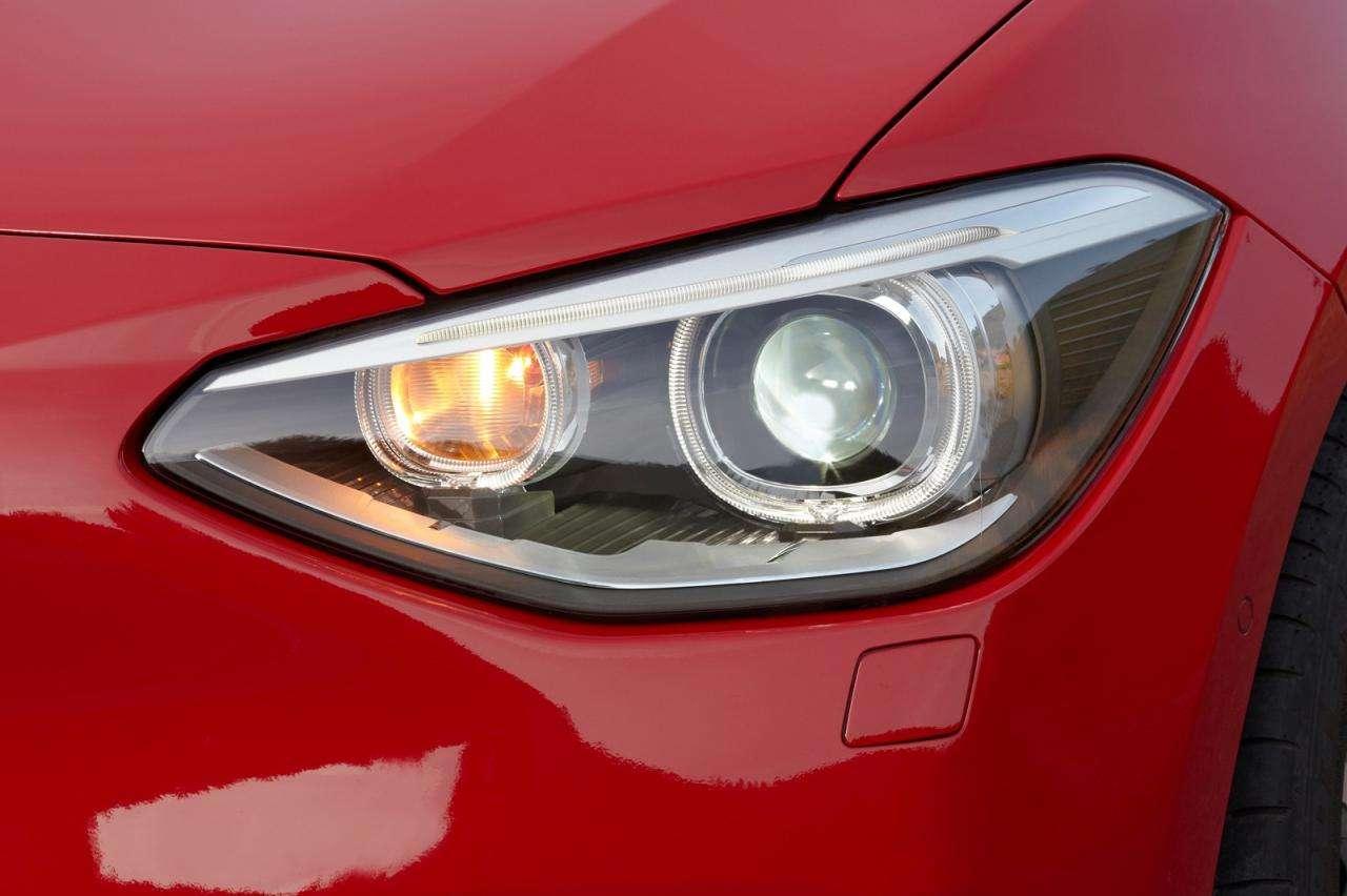 BMW serii 1 2012 pierwsze oficjalne maj 2011