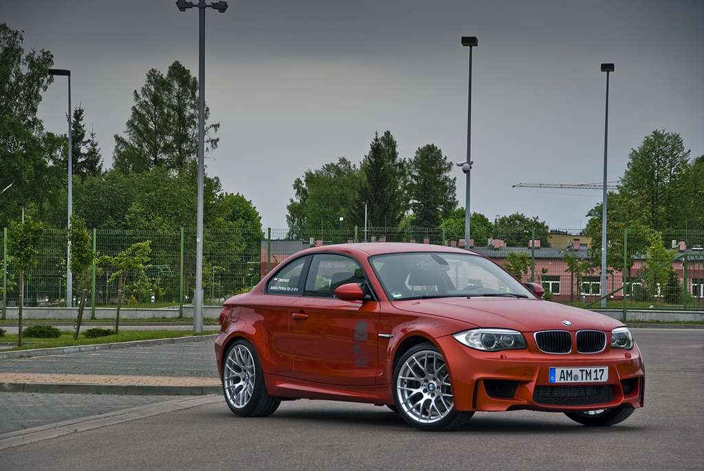 BMW 1M Coupe test Maj 2011