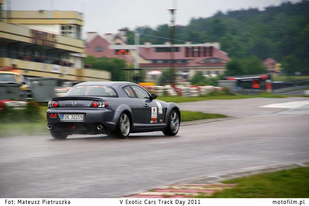 Exotic Cars track day czerwiec 2011