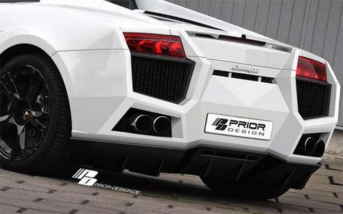 Lamborghini Gallardo reventon style prior czerwiec 2011