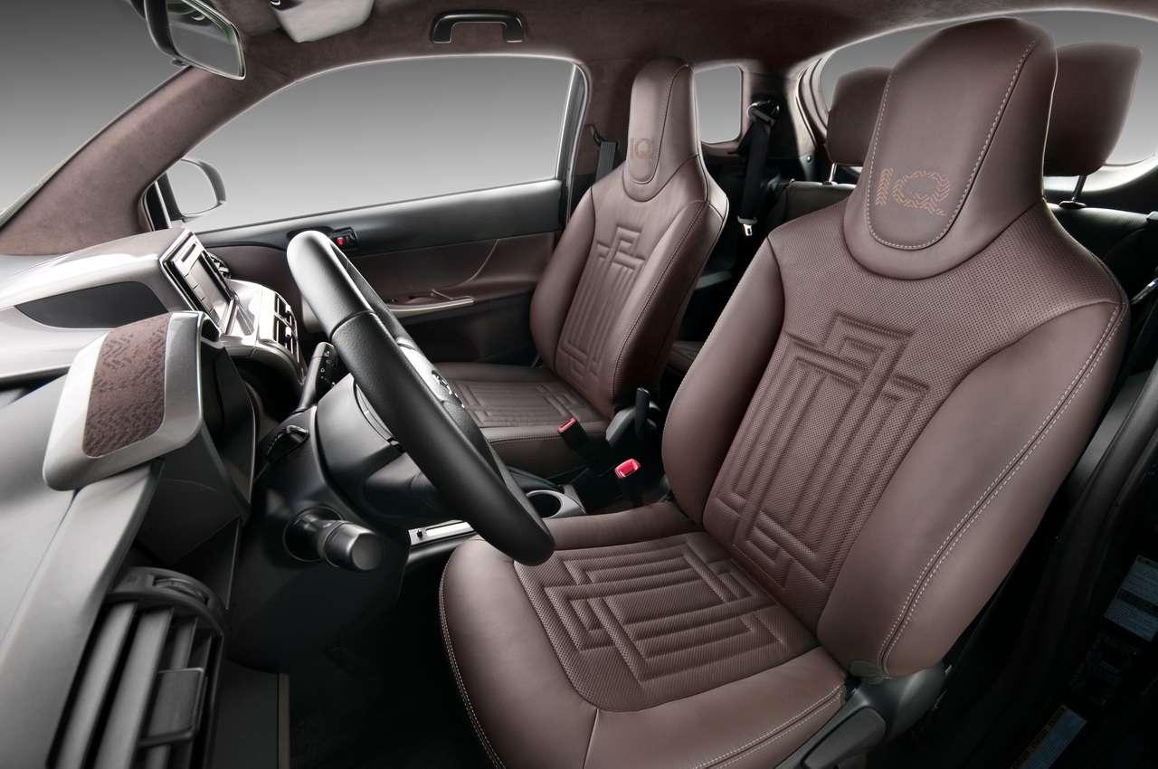 Toyota IQ vilner lipiec 2011