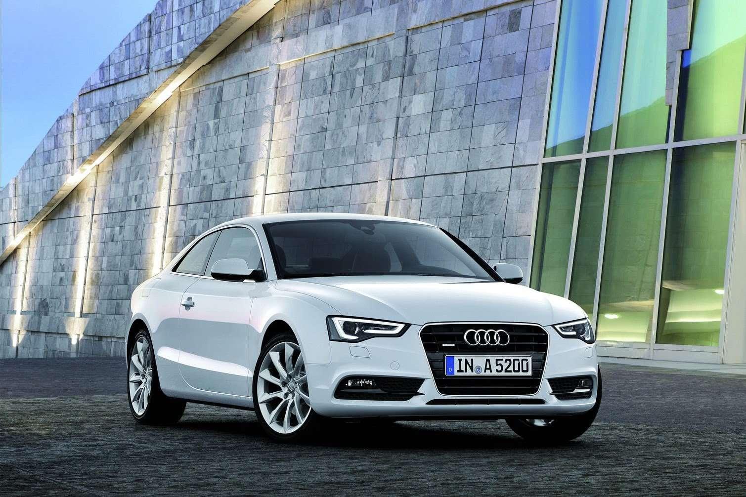 2012 Audi A5 fot all lifting lipiec 2011
