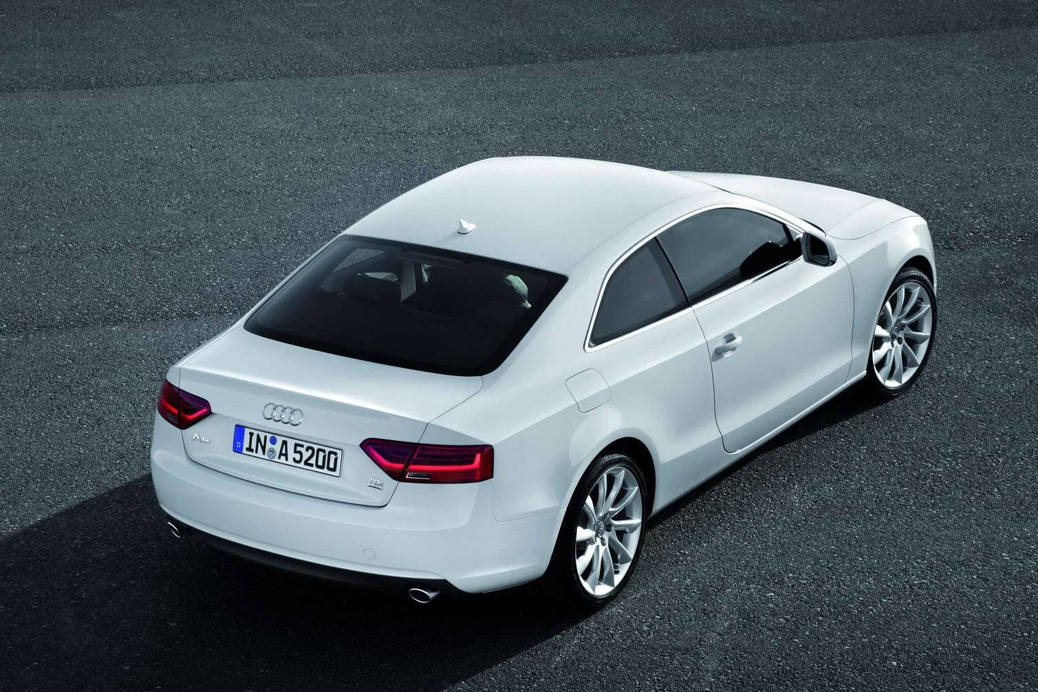 2012 Audi A5 fot all lifting lipiec 2011