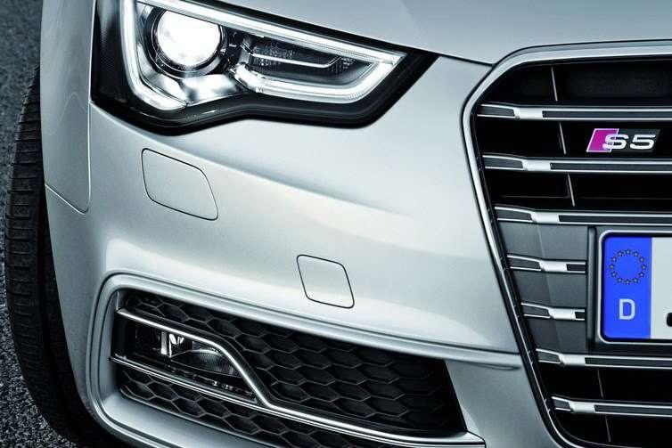 Audi S5 2012 fot lipiec 2011