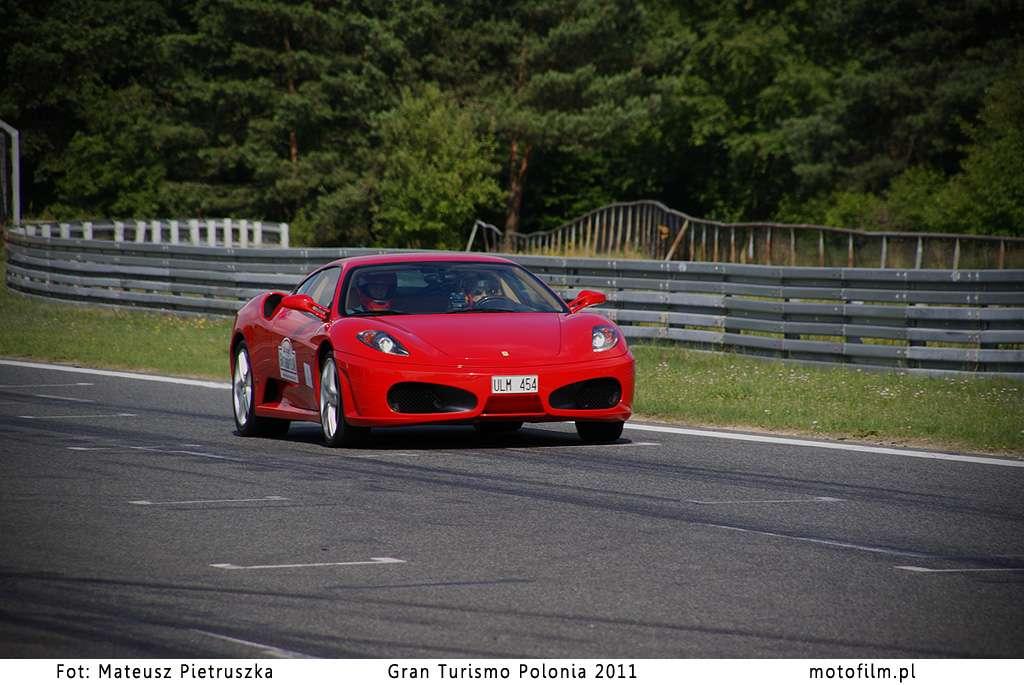 Gran Turismo 2011 relacja lipiec 2011