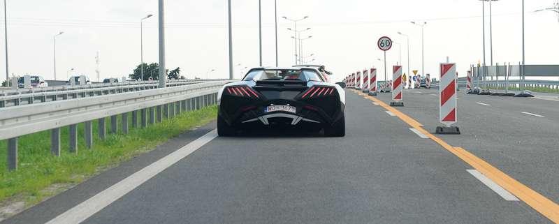 VENO automotive arrinera na drodze lipiec 2011