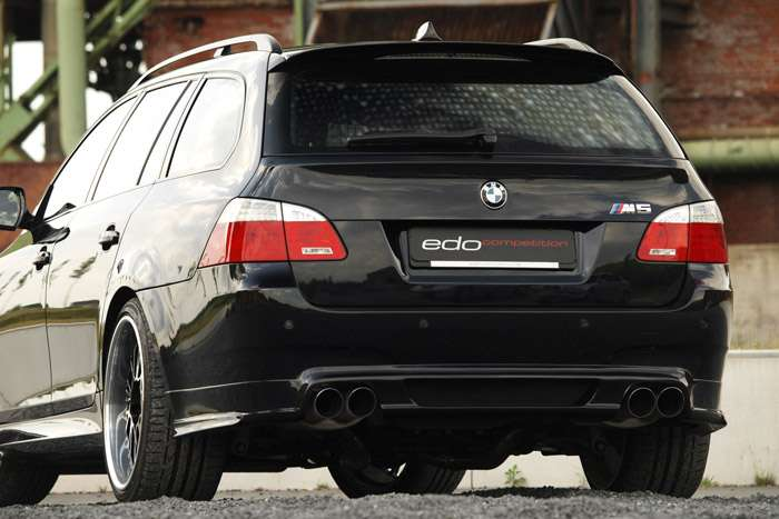 BMW M5 Touring Dark Edition od Edo Competition lipiec 2011