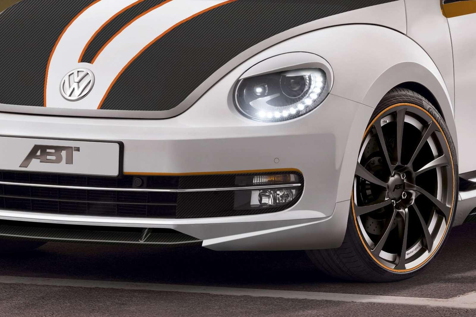 Volkswagen Beetle od firmy ABT lipiec 2011