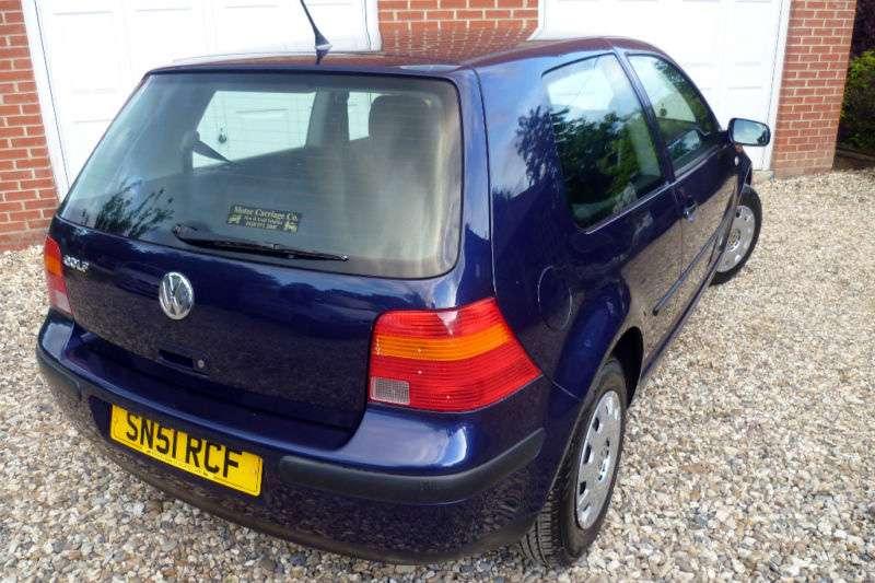 VW Golf iv kate middleton lipiec 2011