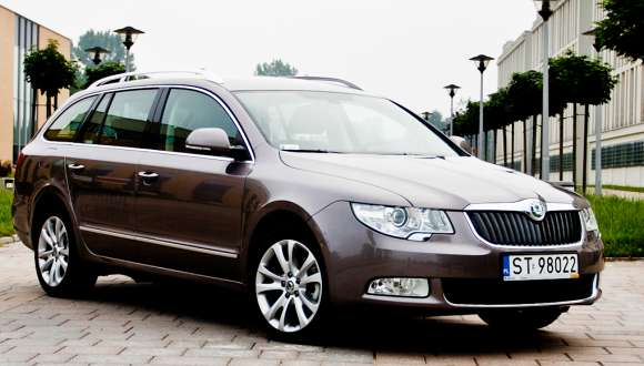 Skoda Superb Platinum 2.0 TDI 170 KM