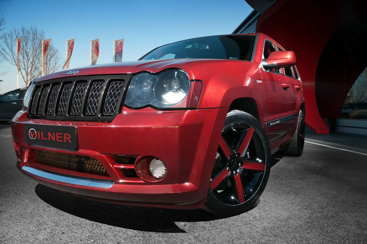 Jeep Grand Cherokee SRT 600 by Vilner sierpien 2011
