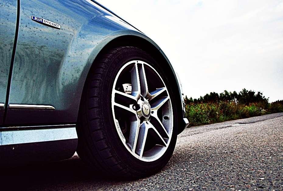 Mercedes klasy C test sierpien 2011
