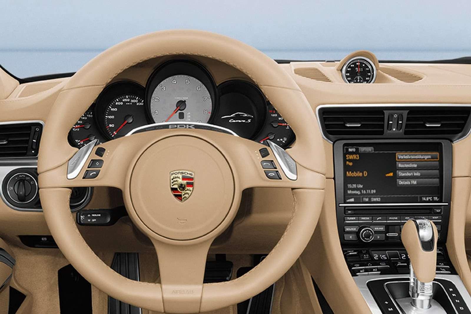 Nowe Porsche 911 991 oficjalnie fot sierpien 2011