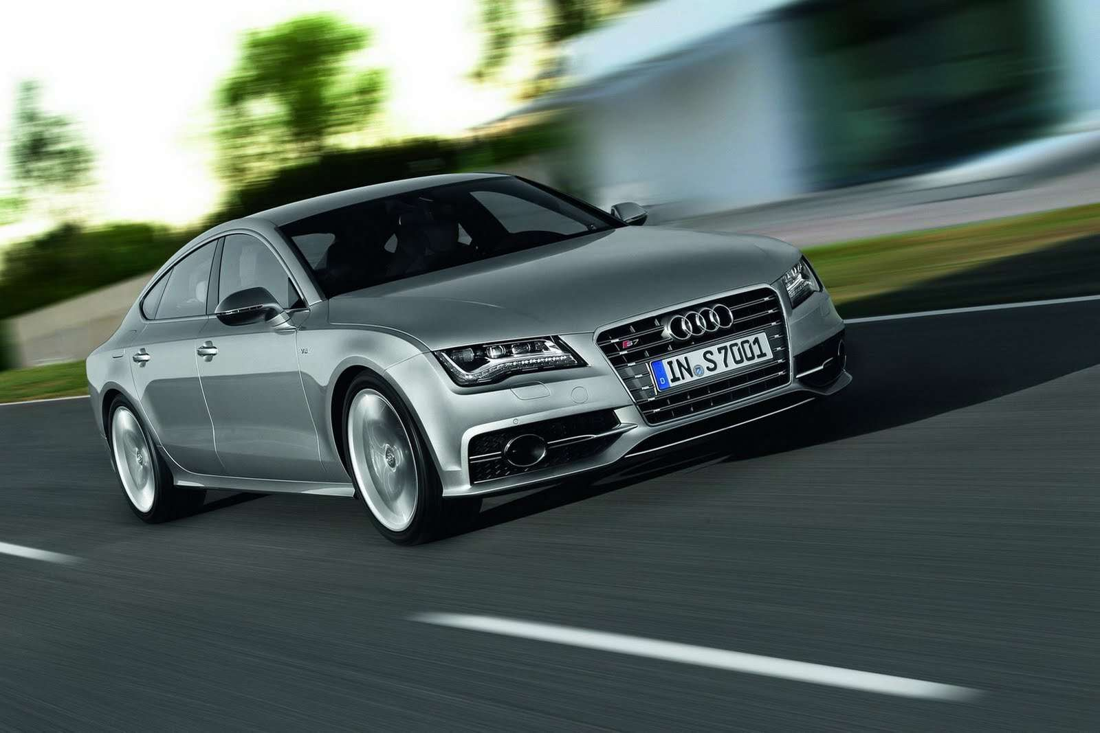 Nowe Audi S7 oficjalnie fot sierpien 2011