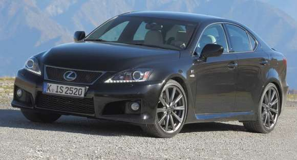 lexus is f 4 glo