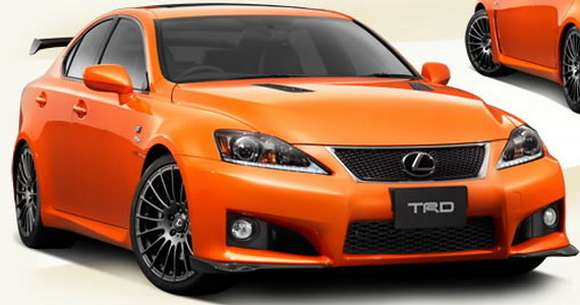 trd lexus is f 11 glo
