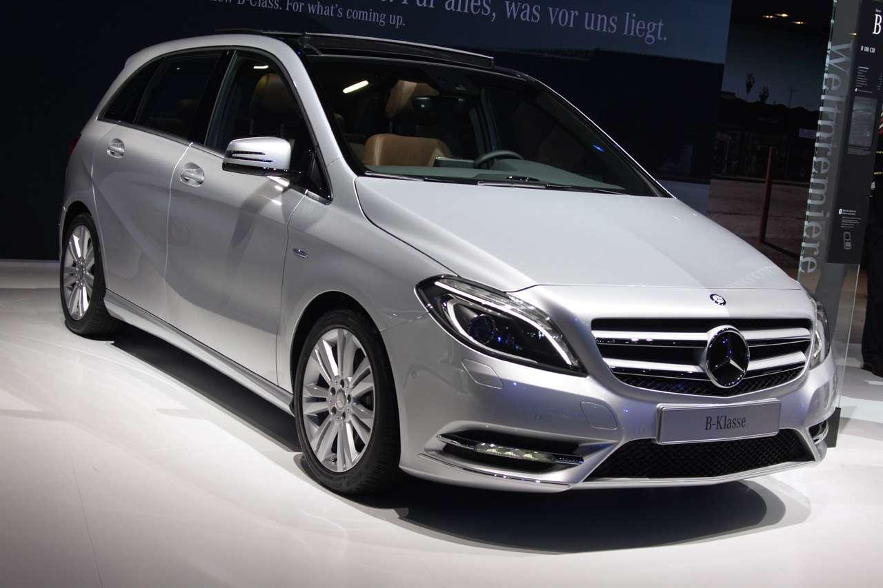 Mercedes-Benz Klasy B 2012