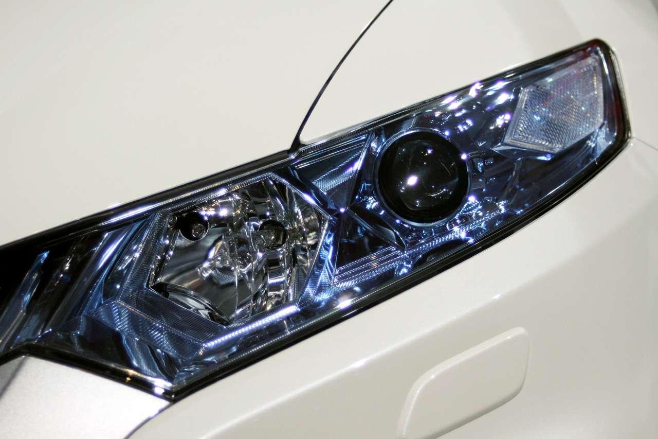 2012 Honda Insight frankfurt wrzesien 2011