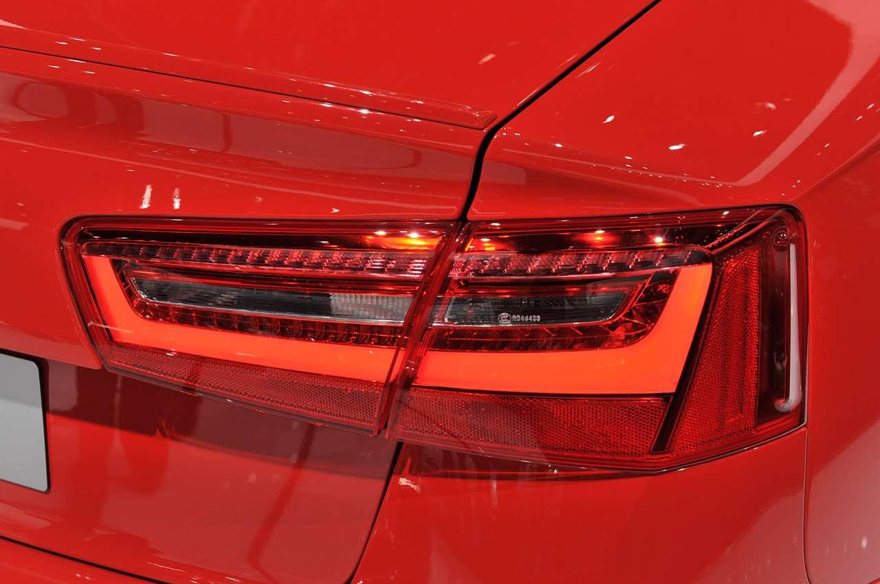 Audi S6 new frankfurt fot wrzesien 2011