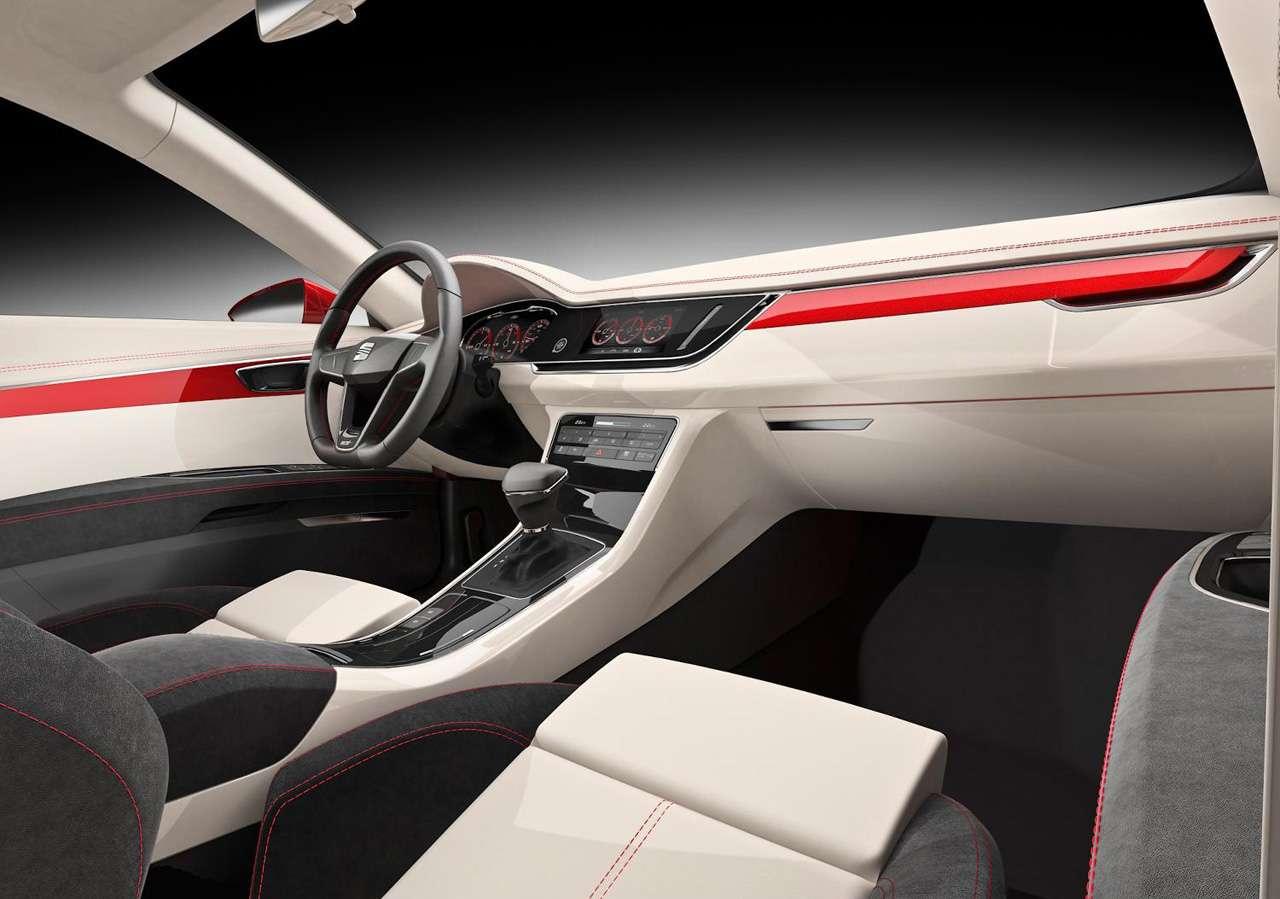 Seat IBL Concept more photo wrzesien 2011