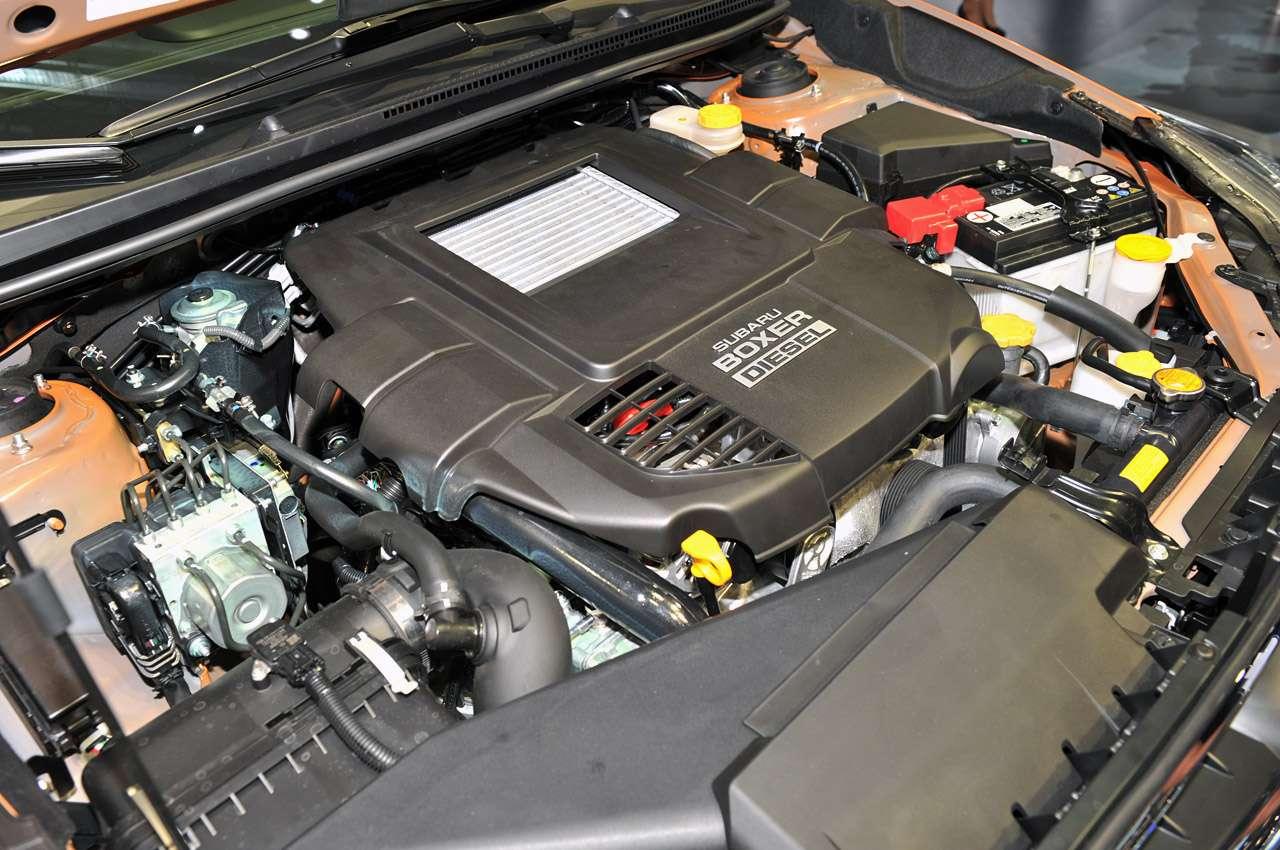 2012 Subaru XV frankfurt fot wrzesien 2011