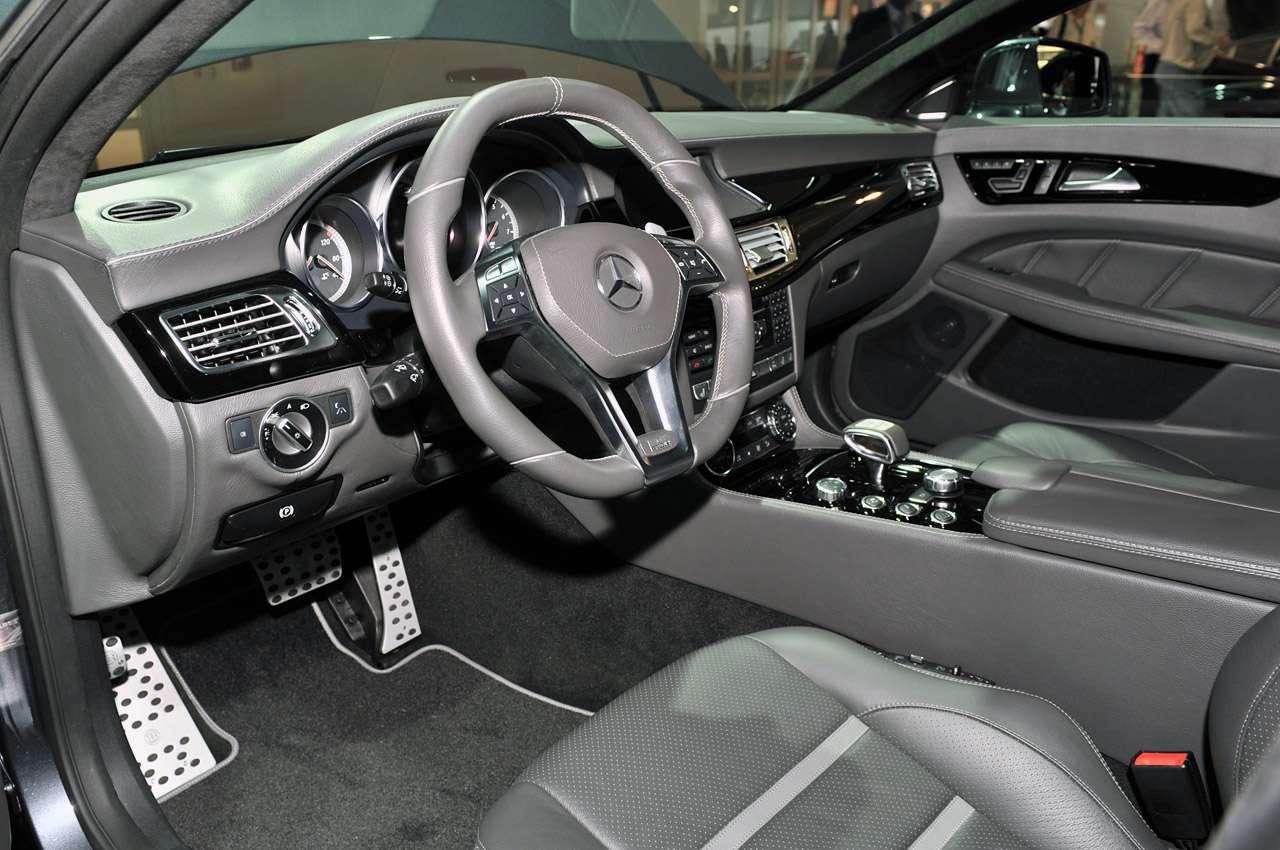 Mercedes CLS Brabus 800 fot frankfurt wrzesien 2011