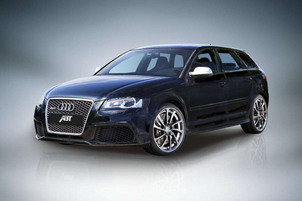 Audi RS3 od abt sportsline wrzesien 2011