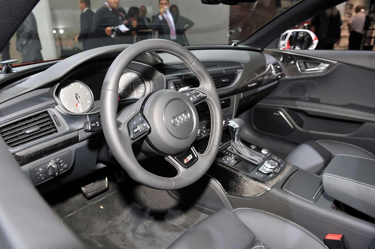 Audi S7 fot frankfurt wrzesien 2011